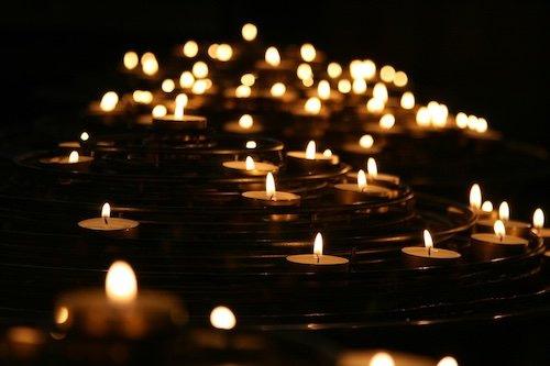 Festival de velas de nara