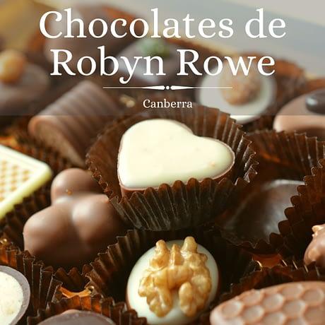 Robyn Rowe Chocolates -Canberra con niños