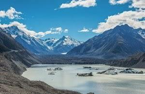 Sendero Glacier Tasman