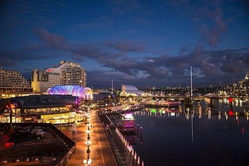 Darling Harbour -Que hacer en Sydney con niños
