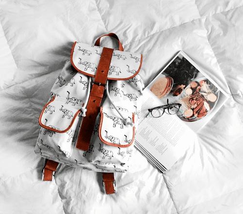 consejos para preparar la mochila o maleta para un viaje