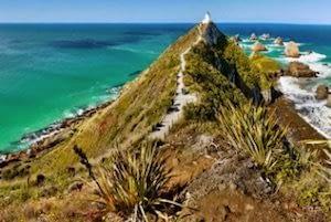 5 sitios a donde ir en Nueva Zelanda con niños en la Isla Sur