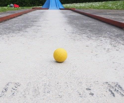 Par 2 Mini golf - Qué hacer en Napier con niños