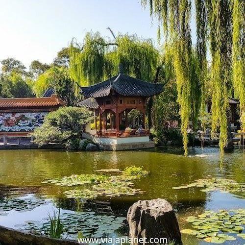 Jardin Chino de amista -Que hacer en Sydney con niños