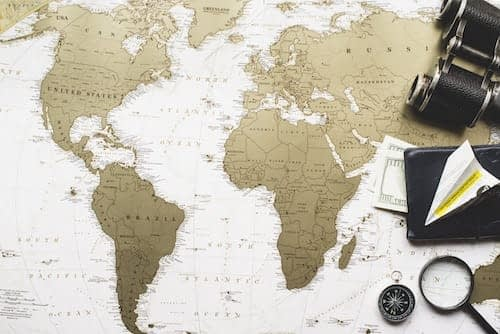 Consejos de seguridad para viajar al extranjero